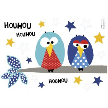 Stickers Duo Houhou