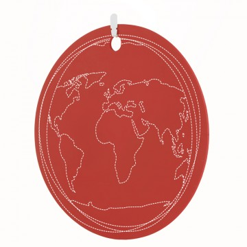 Tapis world map