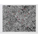 Tableau Pincity Paris black
