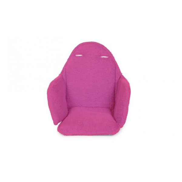 Coussin pour chaise haute b b evolu bambins d co - Chaise haute bebe forme oeuf ...