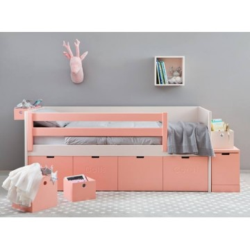 lit enfant box bahia banquette bambins d co. Black Bedroom Furniture Sets. Home Design Ideas