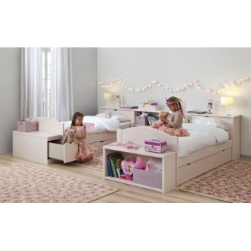 Chambre double fille - Bambins Déco