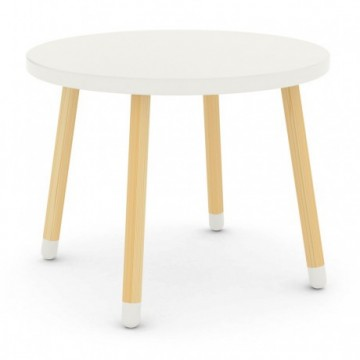 Table enfant Flexa Play Blanc