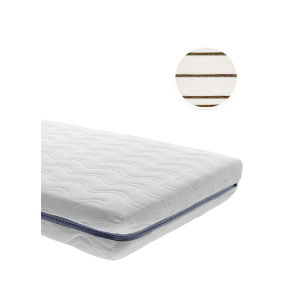 Matelas coco latex 90x190 ou 90x200 bambins d co for Matelas latex ou bultex